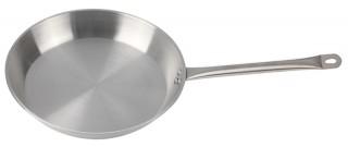 Сковорода Luxstahl 320/50 из нержавеющей стали [C24131]