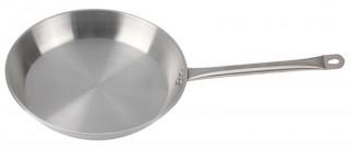 Сковорода Luxstahl 340/50 из нержавеющей стали [C24131]