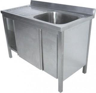 Ванна моечная односекционная ВМ-35/657 П