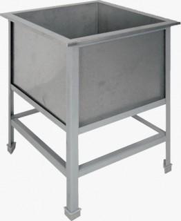Ванна моечная односекционная ВМ-12/600 нерж