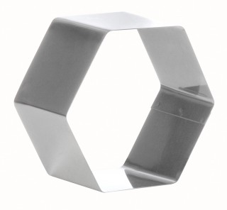 Форма для выпечки/выкладки «Шестигранник» 50 мм