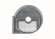 Диск D8 для овощерезки HLC-300 решетка 8х8х8 мм (с H8)