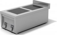 Плита индукционная ИПП-210134 двухконфорочная плоская