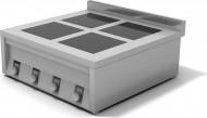 Плита индукционная ИПП-410134 четырехконфорочная плоская