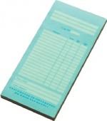 Счет официанта 50 листов 205х95 мм двойной [СО-5]